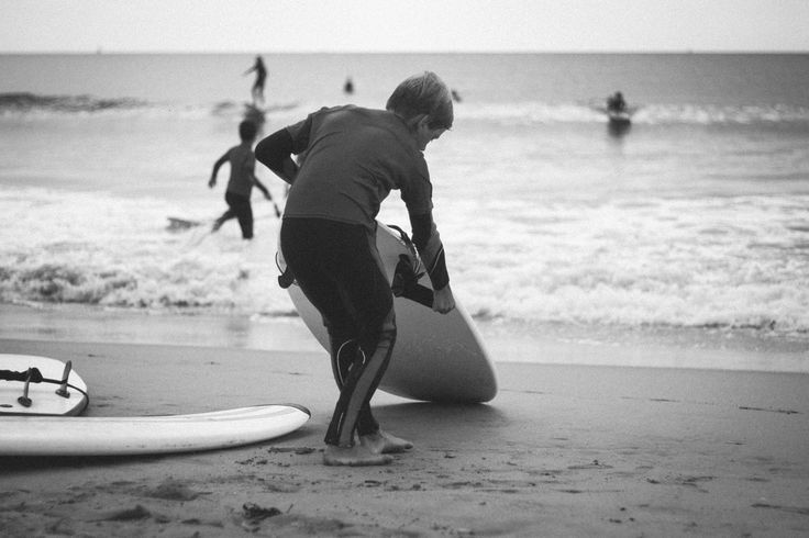 Pierre Le Vaillant - Surf children