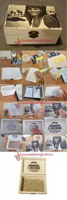 3587 best cajas decoradas images on Pinterest Decorated boxes
