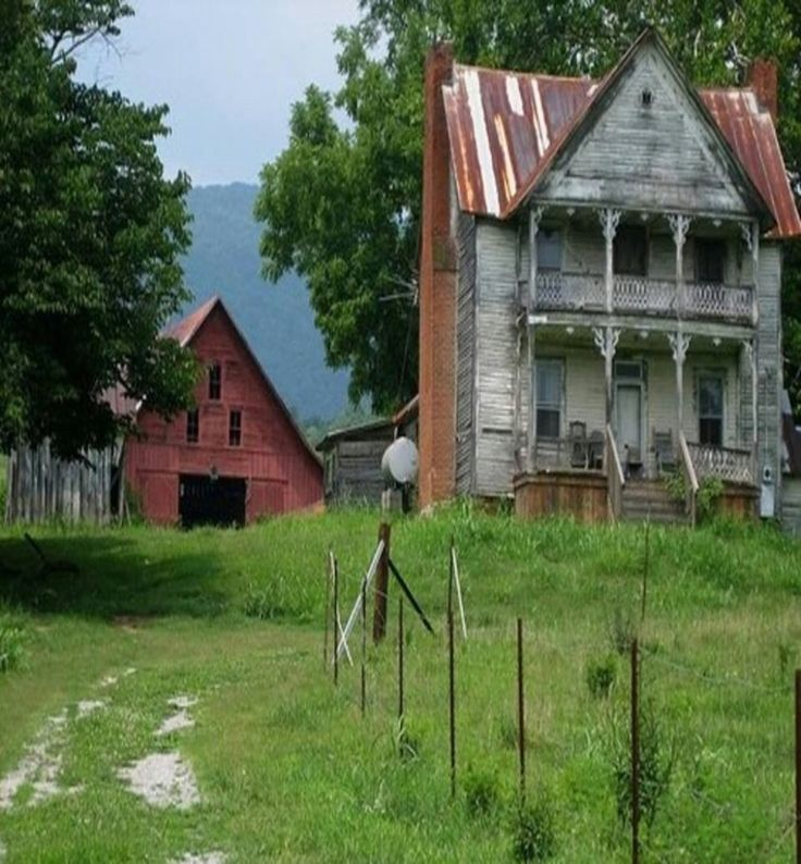 old farm houses | Pin it Like Image