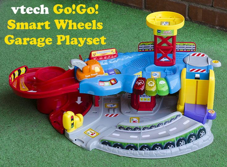 Vtech Go Go Smart Wheels Garage Review Giveaway Mom Blogs Garage Giveaway