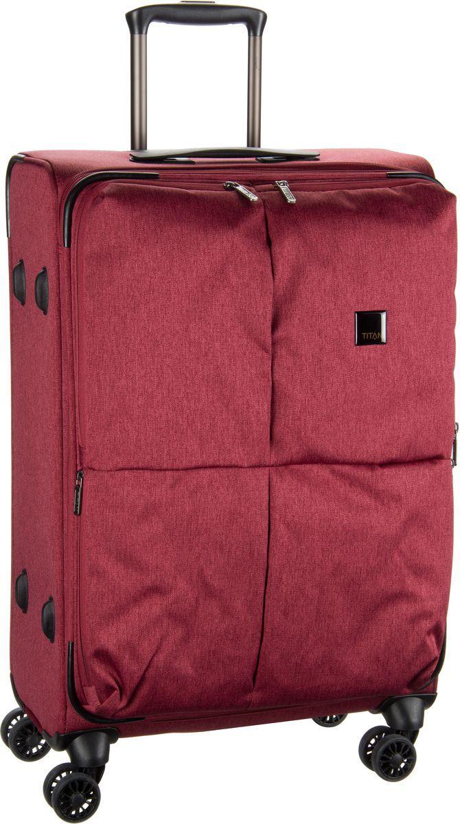 Taschenkaufhaus Titan Square Trolley M Red - Trolley + Koffer: Category: Taschen & Koffer > Trolley und Koffer > Titan Item…%#Taschen%