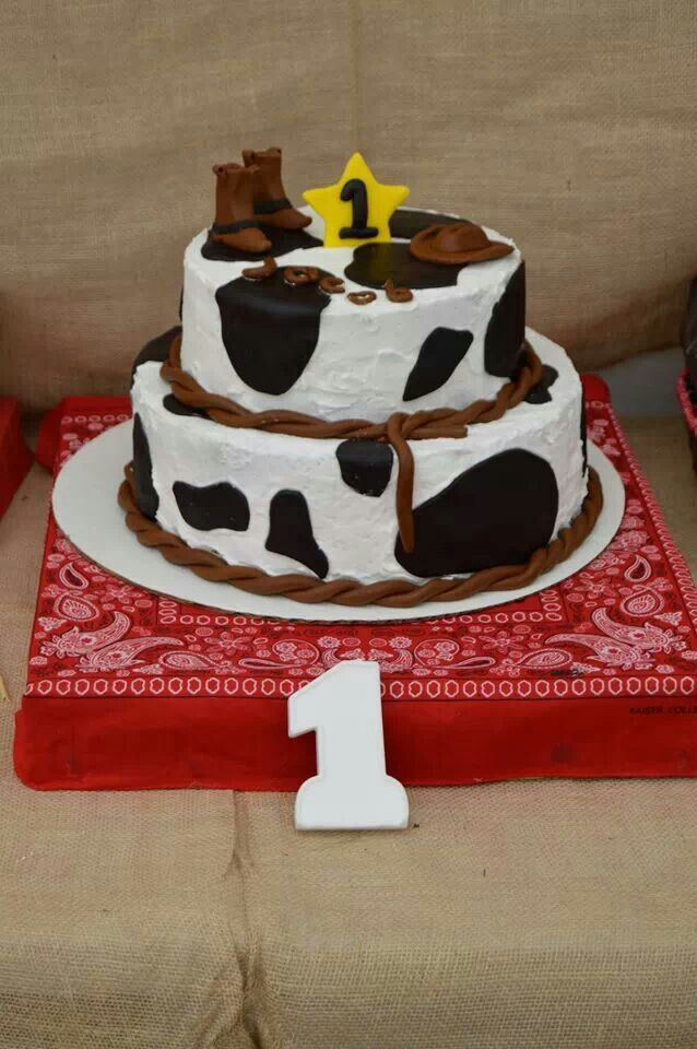17 Best Ideas About Cow Print Cakes On Pinterest Cow