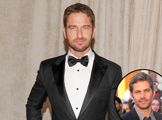 Gerard Butler and Paul Walker :(