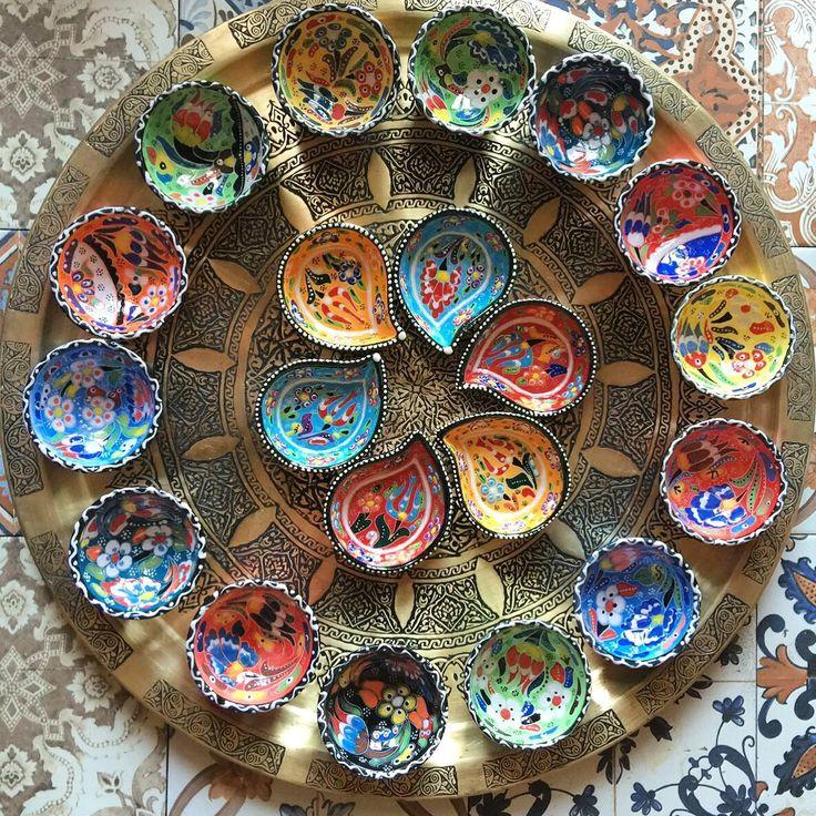 42 best TURKISH CERAMIC COASTERS, TURKISH CERAMICS ...