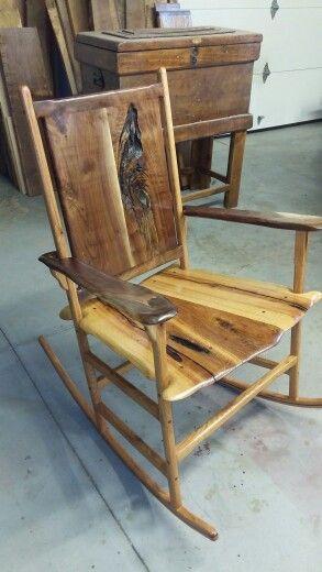 custom handmade rocking chairs for sale google shotton woodworks