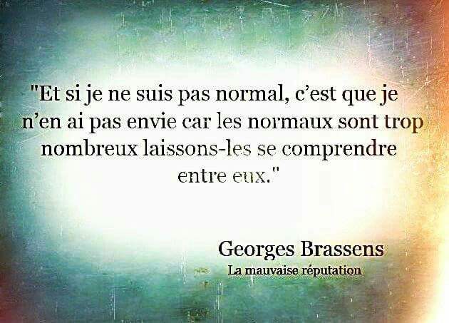 Citation brassens