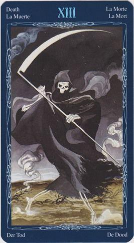death tarot card relationship outcome