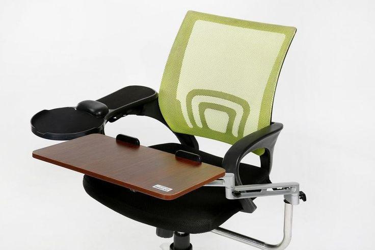 Elink Pro Chair Mount Ergonomic Keyboard Laptop Tray