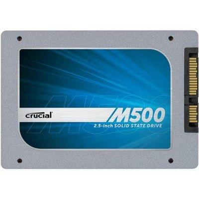 Chollo en Amazon: Disco duro interno SSD de 240 GB Crucial M500 por 79,95€ (22% de descuento sobre el precio de venta recomendado y precio mínimo histórico)