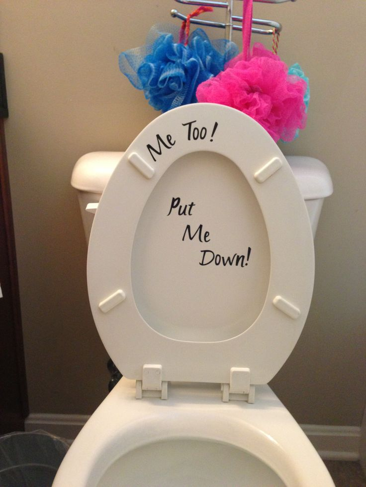 Well Here 39 S My Version Of The Original Pin I Seen I Like All My Lids Down In My Bathrooms And