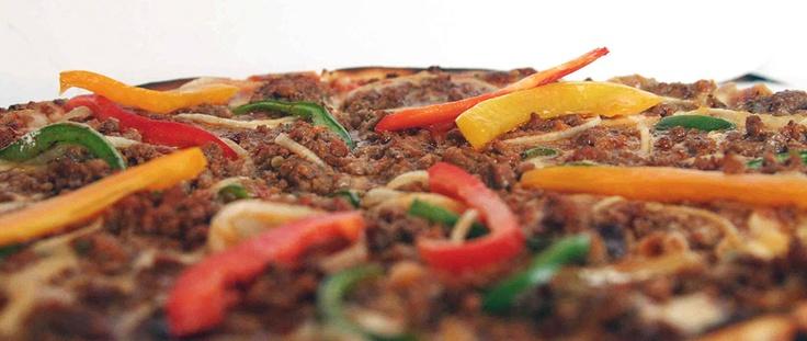 Authentic Italian Pizzas