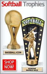 Softball Trophy Ideas