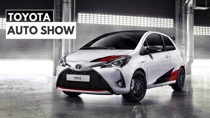 2018 Toyota Yaris Relase Date