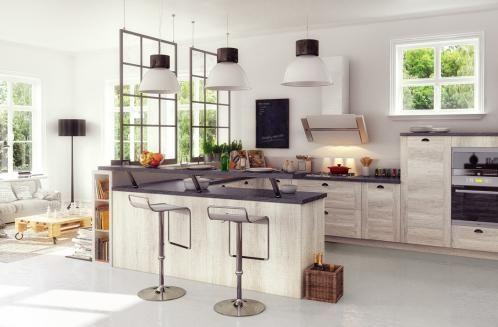 20 best cuisine images on Pinterest Kitchen cabinets, Kitchen - amenagement placard d angle cuisine