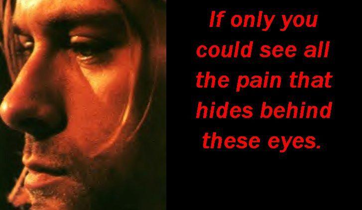 Kurt Cobain Sad Quotes. QuotesGram
