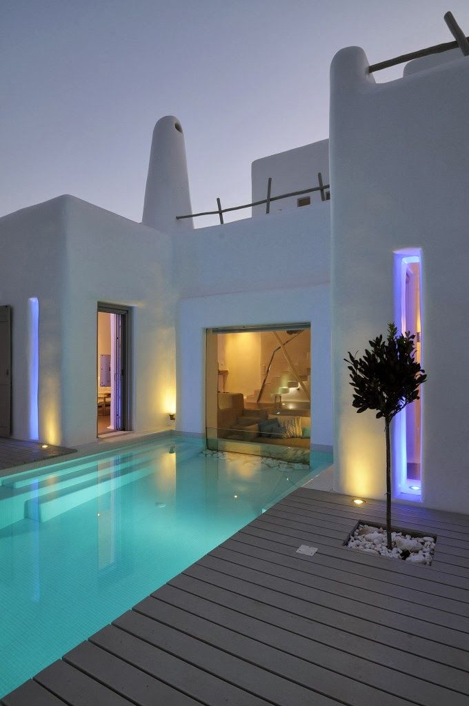design-dautore.com: Summer house in Paros cyclades Greece