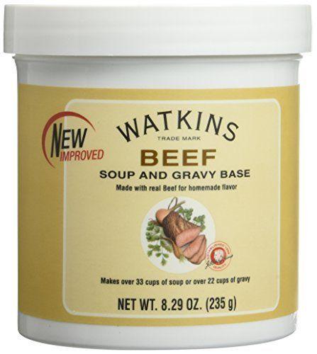 Watkins Beef Soup and Gravy Base by Watkins, Inc. [Foods]... https://www.amazon.ca/dp/B00I68WZGA/ref=cm_sw_r_pi_dp_x_EEdPyb0ZPC54J