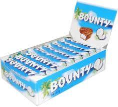 bounty suklaa