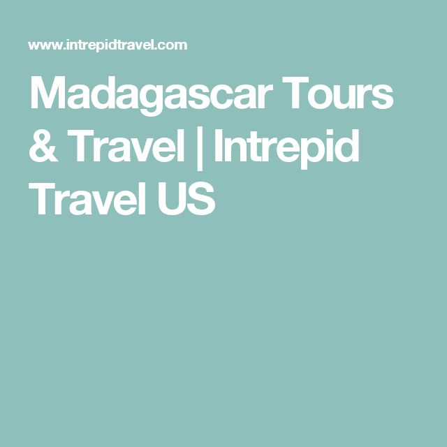 Madagascar Tours & Travel | Intrepid Travel US