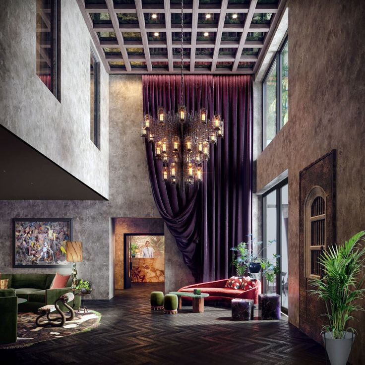 The Mandrake Trippy Boutique Hotel Inspired By Hallucinogenic Botanical
