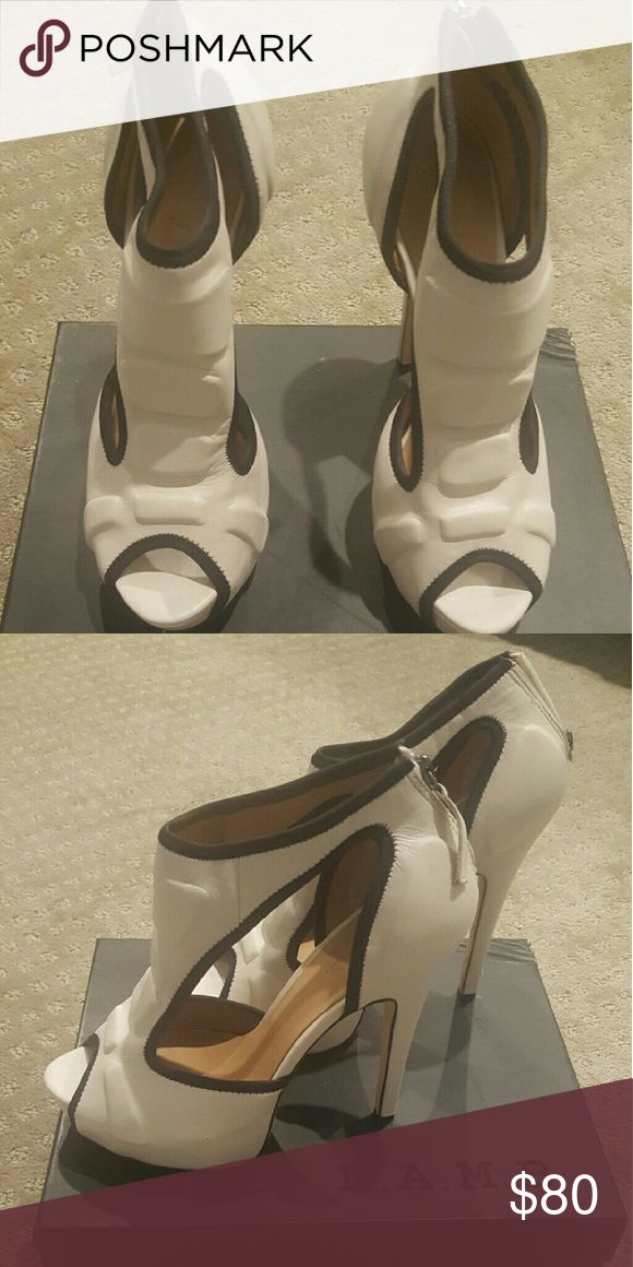 LAMB shoes! Authentic LAMB shoes size 8 1/2. Wore them only once!! Shoes Heels