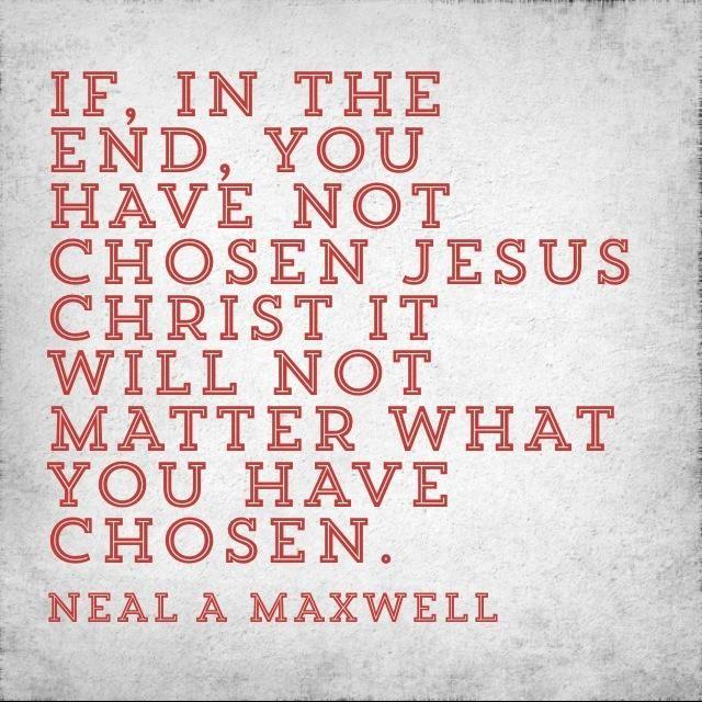 Neal A Maxwell.