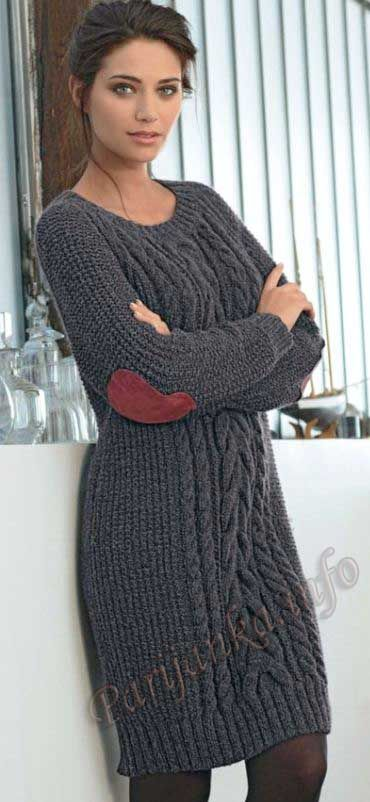 Платье (ж) 584 Creations 12/13 Bergere de France № 2994