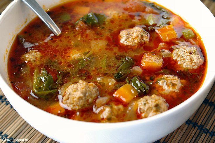 De allerlekkerste minestrone soep