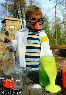 Made by me: Sommeraktiviteter for barn - i hagen