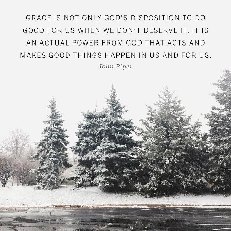 """""""'By the grace of God I am what I am and his grace toward me was not in vain. On the contrary I worked harder than any of them though it was not I but the grace of God that is with me.' (1 Corinthians 15:10)  Grace is not only Gods disposition to do good for us when we dont deserve it. It is an actual power from God that acts and makes good things happen in us and for us.  Gods grace was Gods acting in Paul to make Paul work hard: 'By the grace of God . . . I worked harder than any of…"""