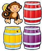 #CDWishList Monkeys & Barrels