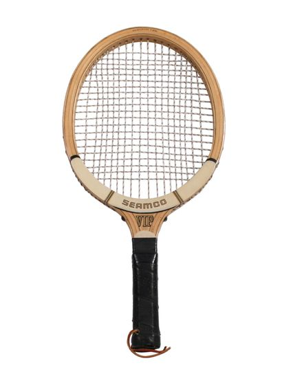 Squash Racket by Brick