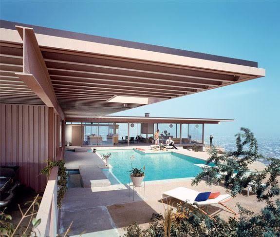 Maison Pierre Koenig - Architecture - Los Angeles