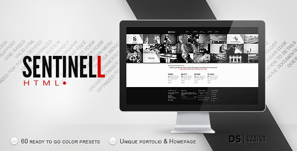 Review Sentinell HTML Templateyou will get best price offer lowest prices or diccount coupone