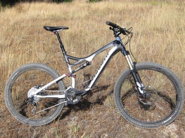 Specialized's stumpjumper fsr comp evo: specialized's stumpjumper fsr comp evo