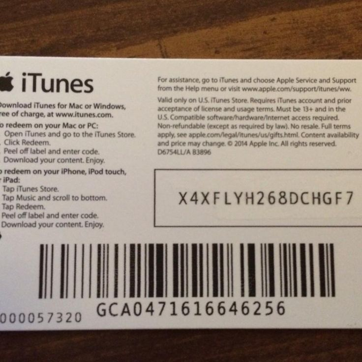 10 itunes gift card code free