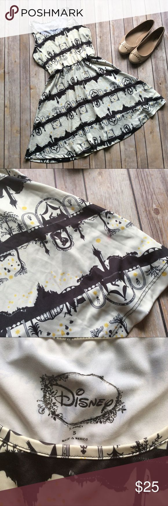 Disney Tangled Dress size Small Great condition, the fabric is so soft and comfortable. There is a very faint stain on the bottom but it is hardly noticeable when wearing. Disney Dresses