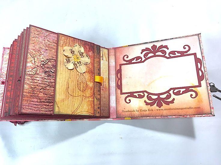 Stacked Page Mini Album | Creator's Image Studio