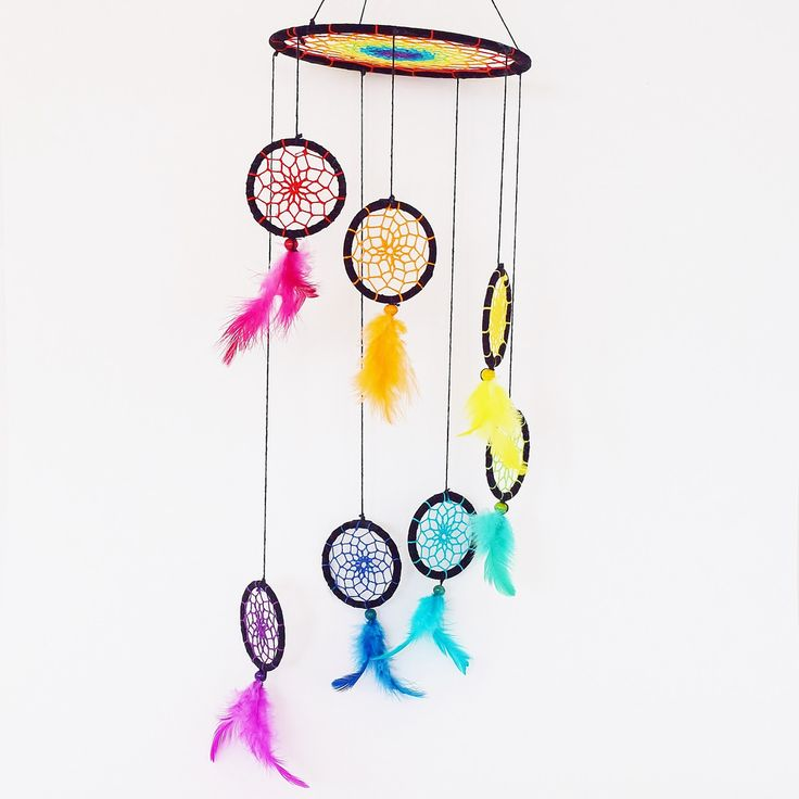 Windchime Dream Catchers