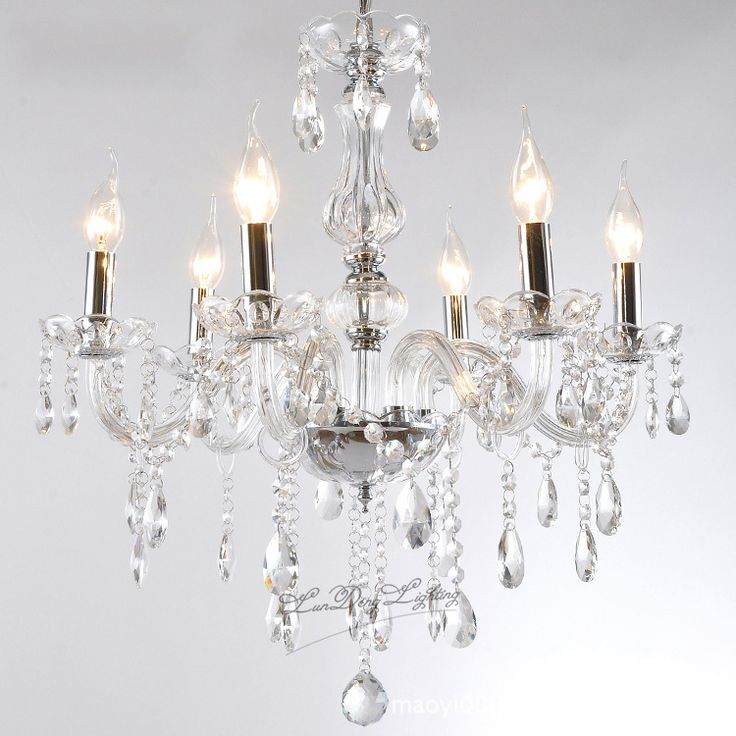 14 best lustry images on pinterest crystal chandeliers crystal cheap light shell buy quality light auburn directly from china light up tee shirt suppliers modern crystal chandelier bedroom 6 arms lustres de cristal aloadofball Images