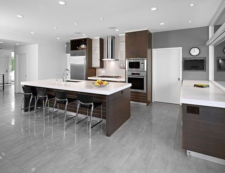171 best Dream Kitchen images on Pinterest | Kitchen modern, Kitchen ...