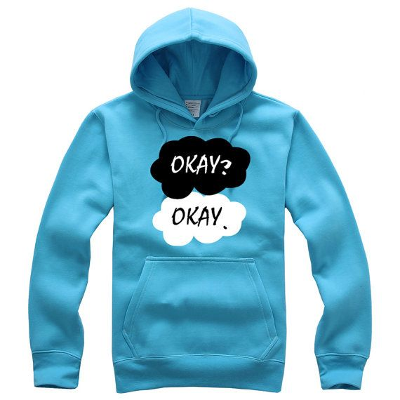 Okay Okay The Fault in Our Stars Funny Sweatshirt by TeeYourStyle, $23.99