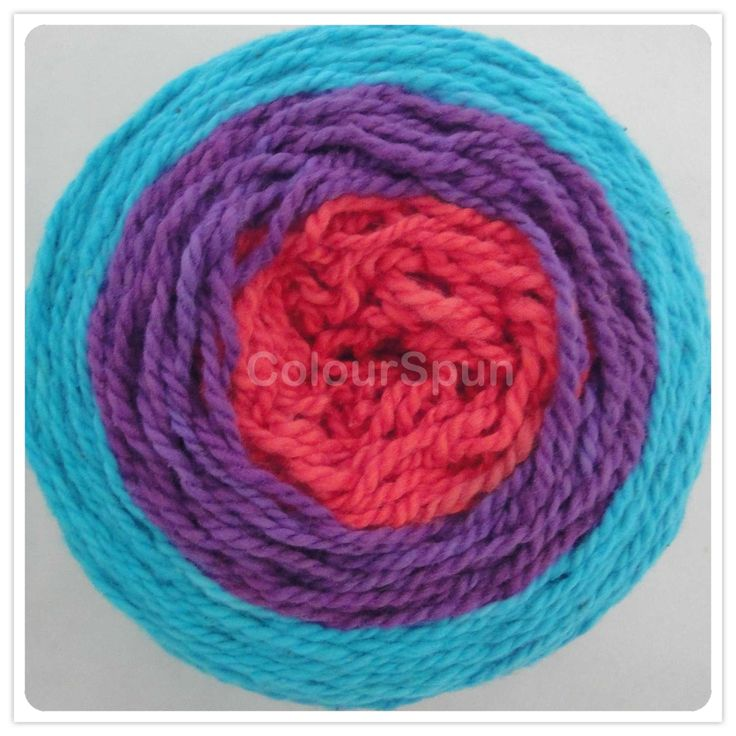 Pure Cotton Sock Gradient Dyed 005