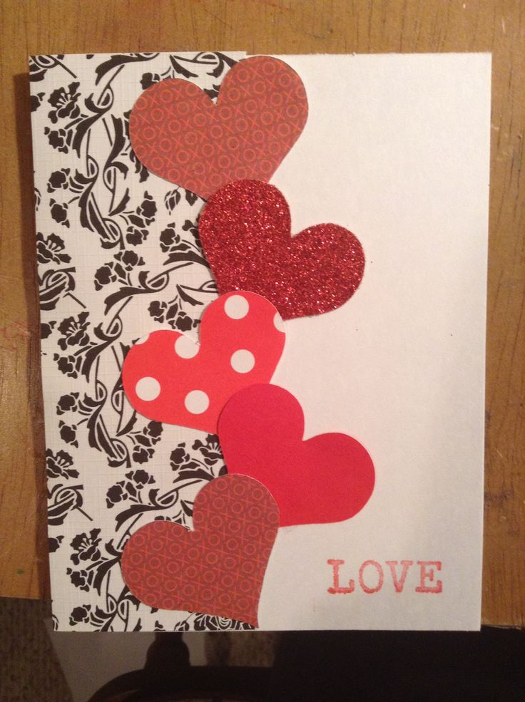 Valentines Day Card Making Ideas Part - 25: Valentine Card | Cards Iu0027ve Made | Pinterest | Cards, Card Ideas And Craft