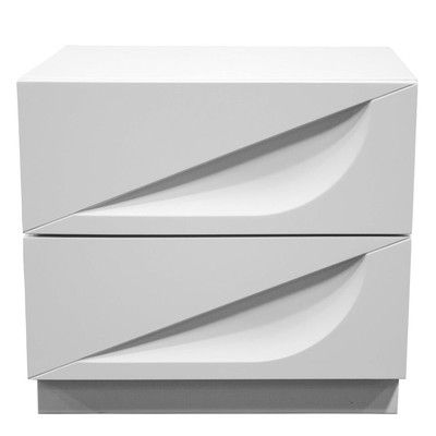 BestMasterFurniture Bernard 2 Drawer Nightstand - http://delanico.com/nightstands/bestmasterfurniture-bernard-2-drawer-nightstand-606567812/
