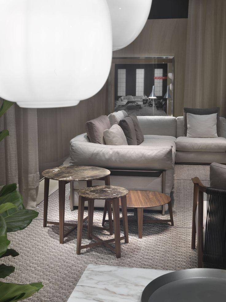 #FLEXFORM ZENO sectional #sofa #design Antonio Citterio. Find out more on www.flexform.it