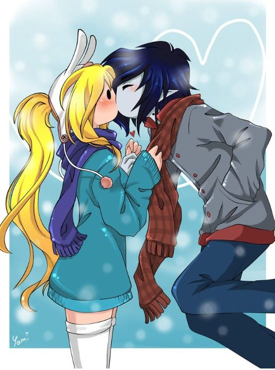 Fionna X Marshall Lee / Adventure Time with Cake the Cat And Fionna the Human | I LOVE THIS SHIP! Canoned? No. Gonna happen? Probably not. But I still ship it.