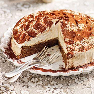 Tiramisu-Torte Rezept | Küchengötter