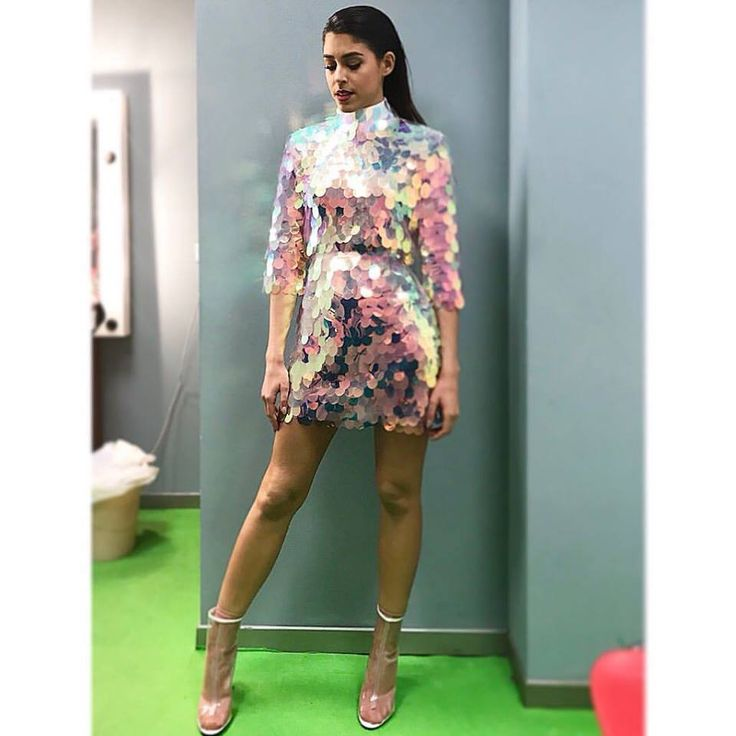 Eurovision girl Demy in Stelios Koudounaris at Rising Star. Styling Christos Alexandropoulos. Discover  full SS17 collection @ www.xamamclothes.com // #xamamphilosophytowear #chania #fashion  #demy #stelioskoudounaris #risingstar #eurovision #eurovision2017 #greece #gogreece #love #dress #tvshow #backstage #fashion #ss17