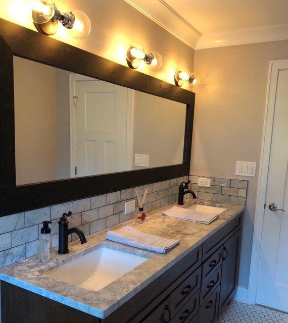 Custom Size Mirrors Mirror Bathroom Mirror Vanity Mirror Wall